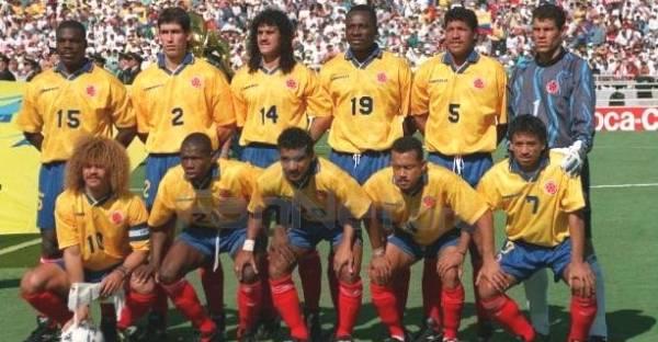 Чм 1994 на мундиале в сша колумбийцы не